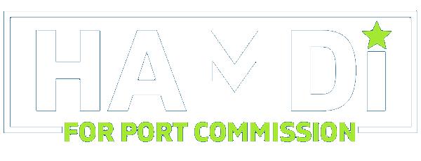 hamdi for port commission